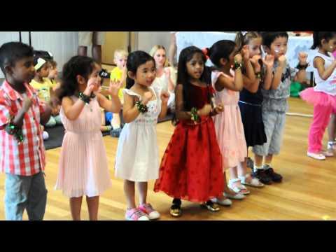 Years 3-4 Sing Little Stars (Xiao Xingxing)