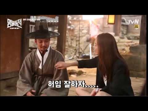 【Deserving of the Name, Dr. Heo Ep 5, 6 BTS】Kim Nam Gil, Kim Ah Joong