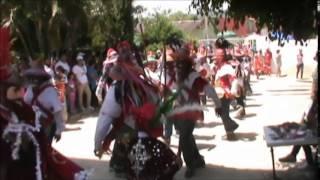 Ocoxuchitl 2014 en Quechultenango.