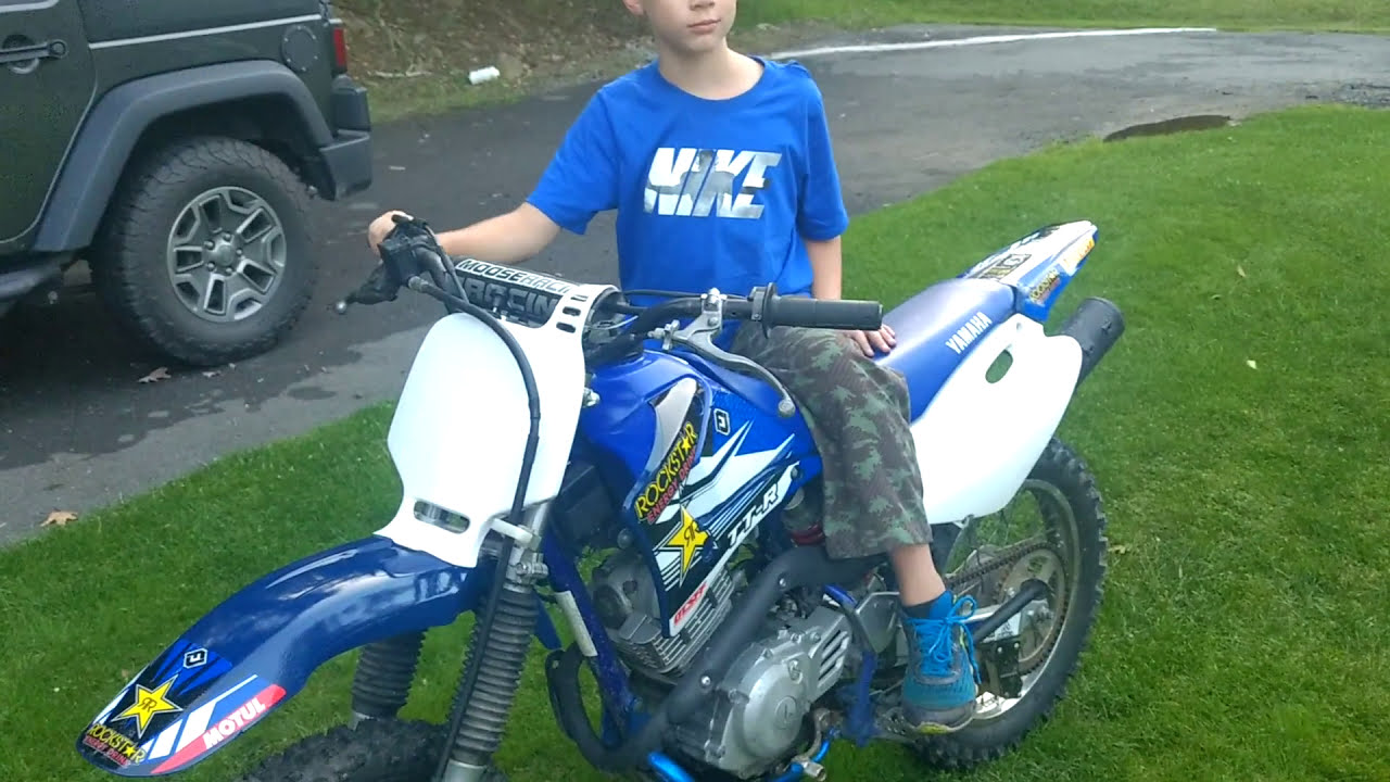Beginner Youth Dirt Bike Comparison Ttr90 Vs Xr80 Vs Xr100 Vs