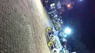 GhostRiders Bike Stunt Show @ Chennai Trade Centre