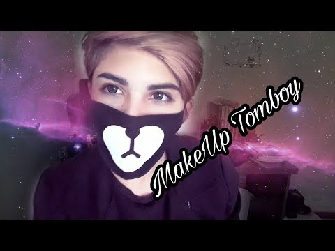 Makeup Tomboy / Ulzzang | Tutorial