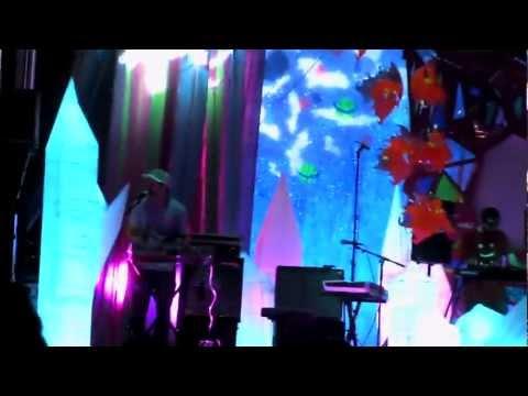 Animal Collective - Taste - Pitchfork 2011
