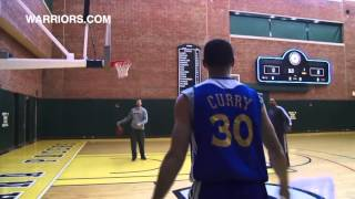 Steph Curry Shooting (Slow Motion) [1080p60 HD]