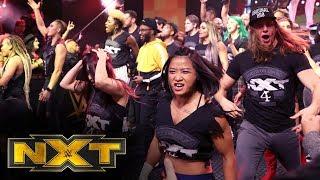 NXT's Survivor Series celebration turns intense: WWE NXT, Nov. 27, 2019