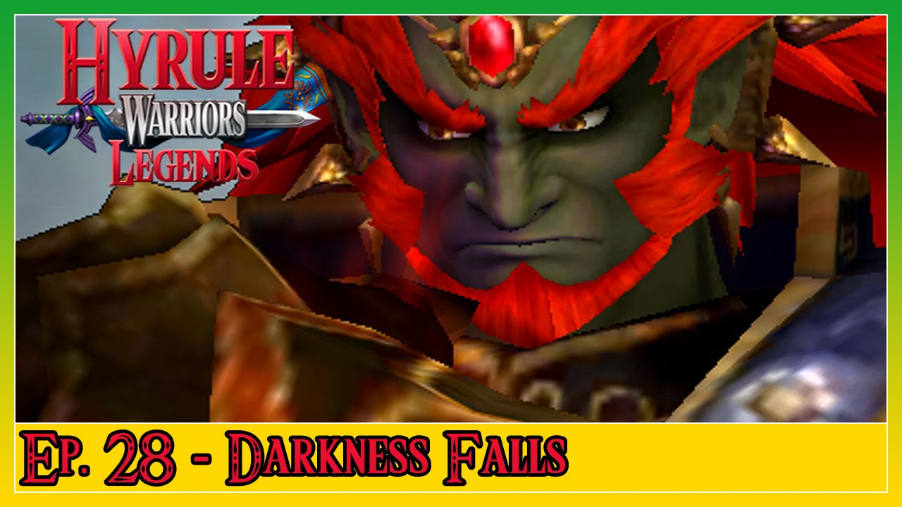 How to defeat gohma in hyrule warriors - Hyrule Warriors Legends Ep 28 Cia S Tale Darkness Falls