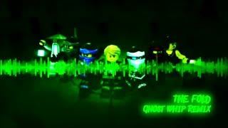 Ghost Whip Remix by The Fold - LEGO Ninjago Music Video
