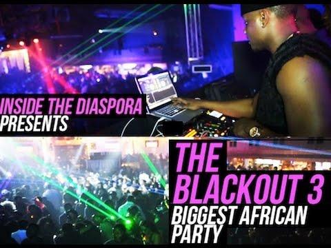 Nigerian DJ Tunez Hosts Biggest African Party In NYC  Inside The Diaspora Special