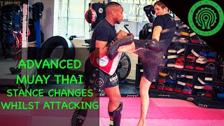 Muay Thai - 3 Ways to use Stance Changes to Bypass an Opponent