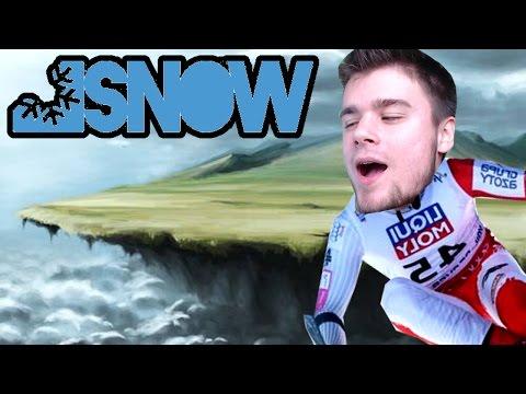 SNOW [#4] | WYPRAWA NA KRANIEC ŚWIATA! (With: Admiros, Bakster, Flarek, KriiZu) #Bladii #Po Polsku