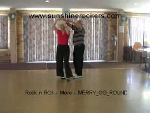 ROCK n Roll - Move - MERRY GO ROUND.flv