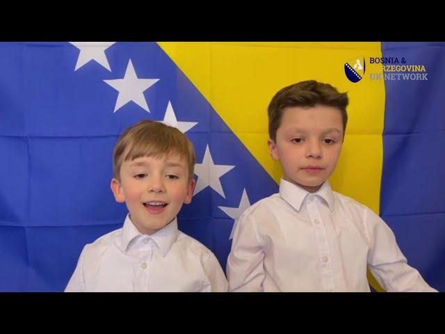 Proslava Dana nezavisnosti Bosne i Hercegovine u Velikoj Britaniji