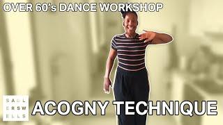 Company of Elders Workshop: Acogny Technique
