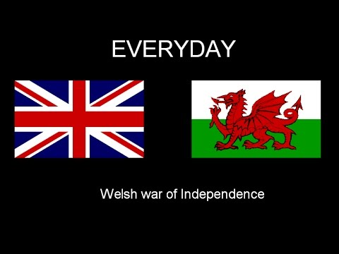 """Alternate Wars""-Welsh war of Independence(Everyday)"