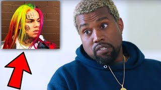RAPPERS REACT TO 6IX9INE... (Kooda, GUMMO, Gotti & BIlly)
