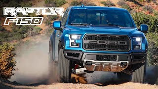 Ford F-150 Raptor: Extreme Off-Road Review   Carfection 4K