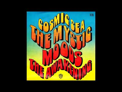 The Mystic Moods - Cosmic Sea [HD]