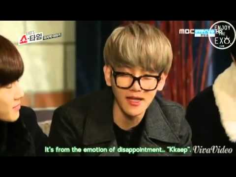 The Identity of Kkaepsong by Baekhyun EXO