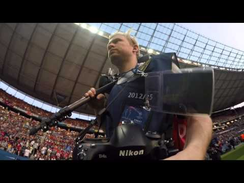 BTS: Photographing the 2015 Champions League Final