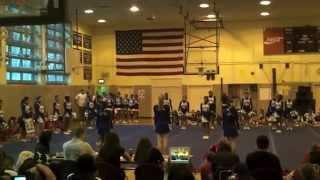 Brooklyn Tech Cheer 2011