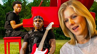 Mom Reacts to DaBaby - Rockstar feat. Roddy Ricch