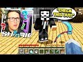So this HACKER gave me CUSTOM ITEMS in Minecraft...