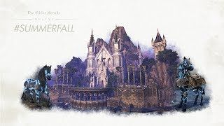 The Elder Scrolls Online – Summerfall Event Special Livestream!