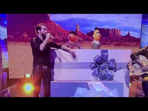 The BossHoss - Jolene feat. Ernie & Bert
