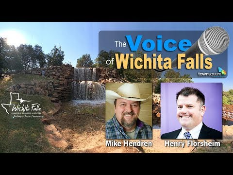 Improving the Quality of Life in Wichita Falls - The Voice of Wichita Falls, EP. 3