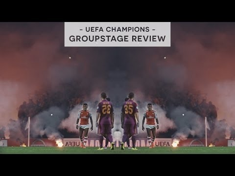 Uefa Champions League Group Stage Review 2015/2016 HD