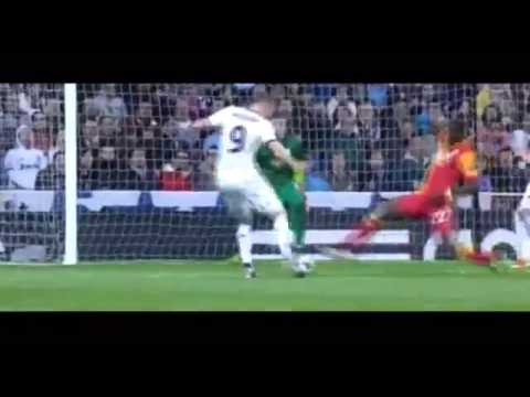 Real Madrid Vs Galatasaray 3-0 3_4_2013 Football All Goals & Highlights HD 03-04-2013 مدريد