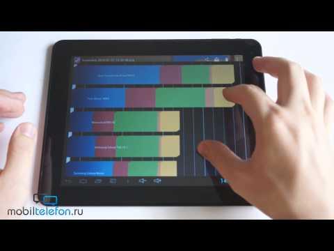 Обзор Supra M921: 9,7' планшет с Android Jelly Bean