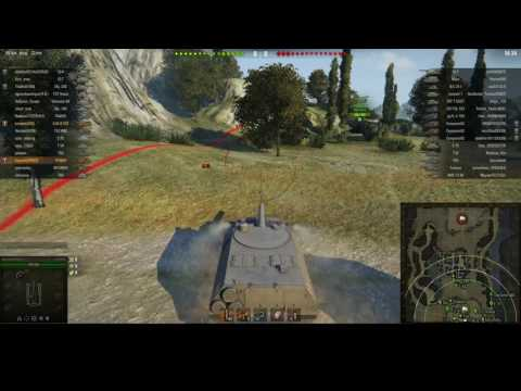 2017-04-05 World Of Tanks Swimming in red SEA
