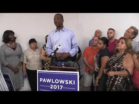 Lehigh County Democrats defend Ed Pawlowski