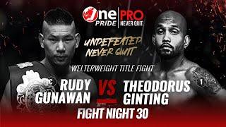 Pendapat Mereka Tentang FN #30, Ahong vs Theo || One Pride