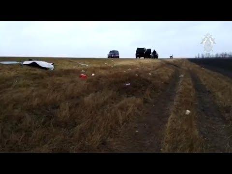 Последствия смертельного ДТП в Алтайском крае, 26 октября 2019