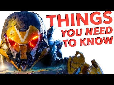 Anthem: 10 Things You NEED TO KNOW