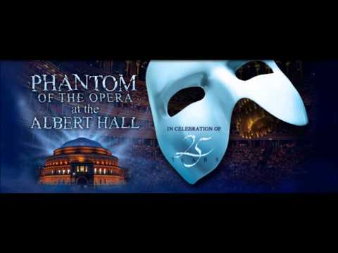 Phantom of the opera The mirrorangel of music soundtrack