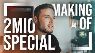 Da kommt was auf euch zu | Making of: 2 Mio Special | inscopelifestyle
