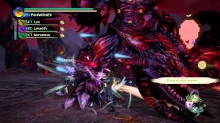 Toukiden Kiwami - Zhao Yun DLC Costume Gameplay