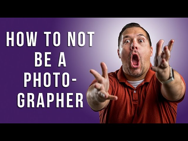 How to Not be a Photographer with Skip Cohen of SkipCohenUniversity.com