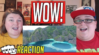 TOP 10 PHILIPPINES (TRAVELERS PARADISE) REACTION!! 🔥