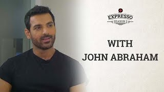 Ep 5: John Abraham opens up to Priyanka Sinha Jha on staying away from the mirror & more
