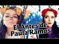 El antes de Paula Ramos