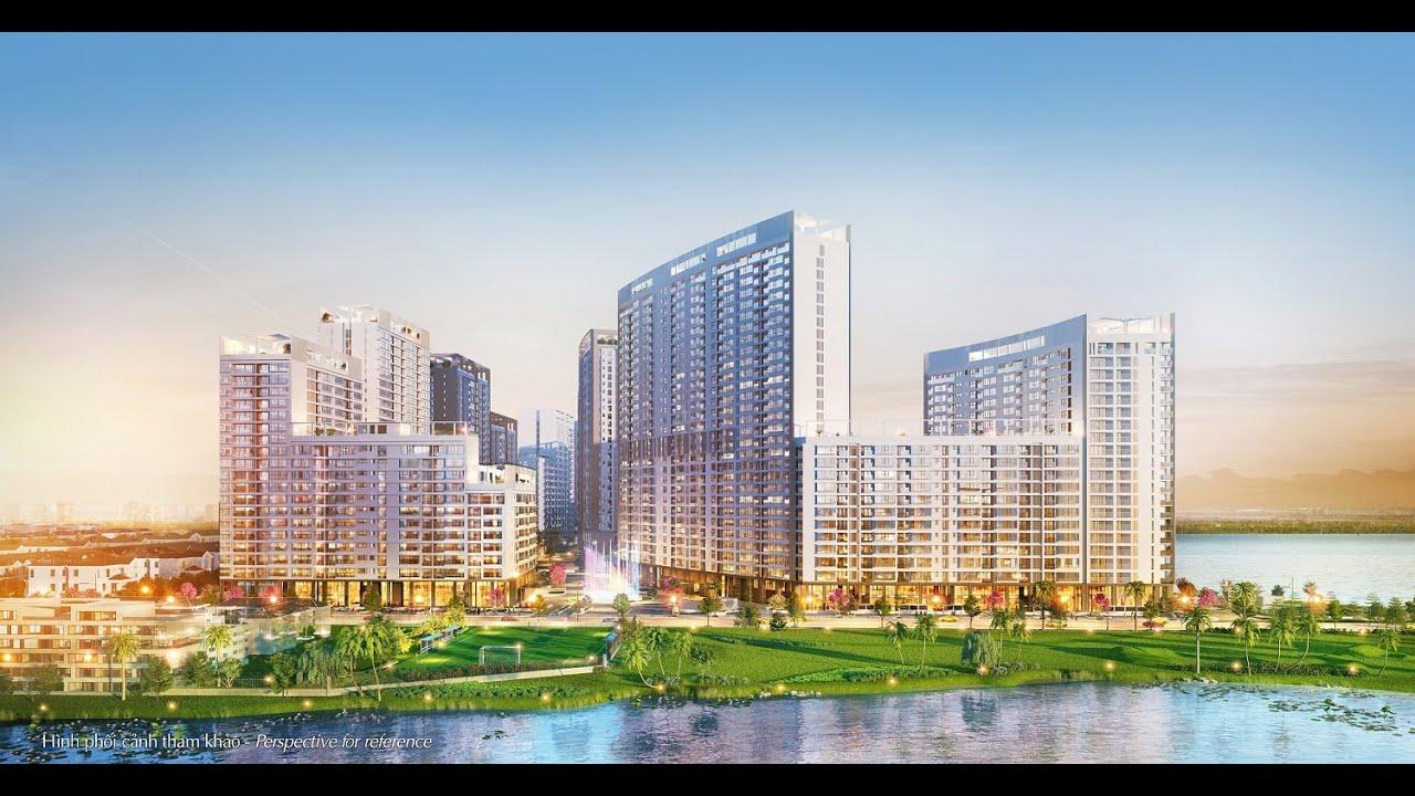 Khu đô thị Phú Mỹ Hưng quận 7 – Không gian đô thị kiểu mẫu hàng đầu khu Nam Sài Gòn. 1