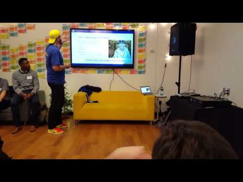 "Engelo Rumora ""The Real Estate Dingo""   New York Bigger Pockets Meetup - Keynote"