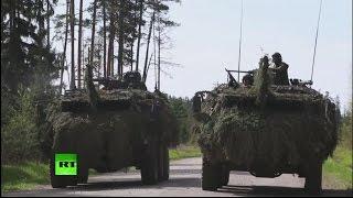 Журналист The Guardian: США создают врага на ровном месте(Министр обороны США Эштон Картер озвучил стратегию НАТО по взаимодействию с Россией. По его словам, Вашингт..., 2015-06-23T16:09:28.000Z)
