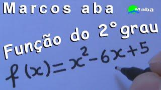 FUNÇÃO DO SEGUNDO GRAU - Matemática