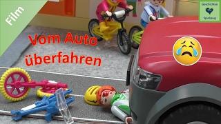 🔘 Playmobil Film ELIAS VOM AUTO ÜBERFAHREN 😧 💥🚗 Playmobil Geschichten mit Familie Miller