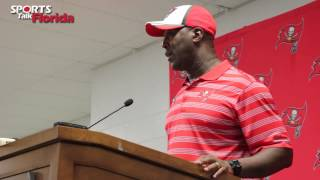 Tampa Bay Buccaneers Lovie Smith, Gerald McCoy Needs To Shine